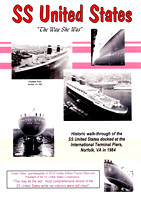 "SS United States DVD ""The Way She Was"""