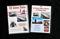 SS United States DVDs
